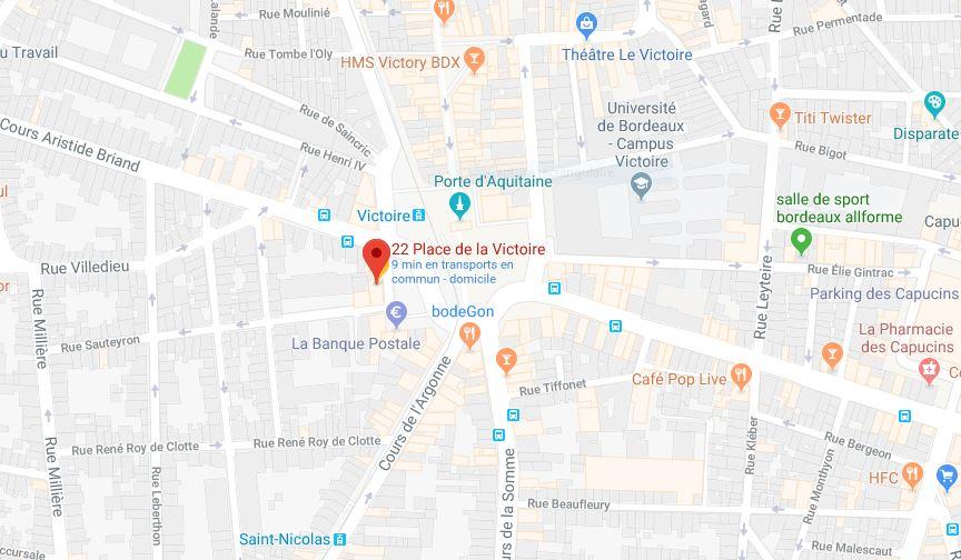 Maps Le plana